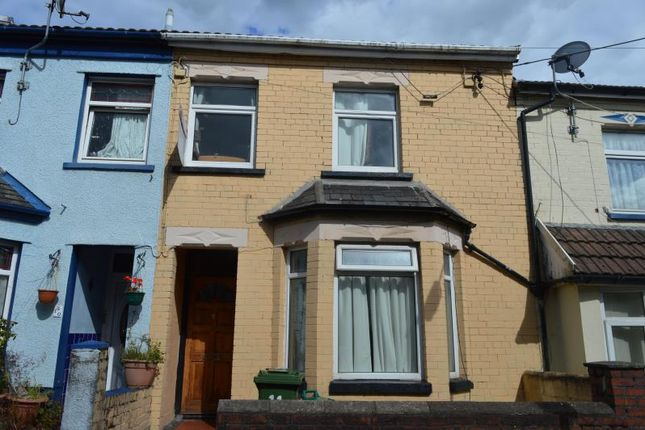 Thumbnail Terraced house to rent in Kingsland Terrace, Treforest, Rhondda Cynon Taff
