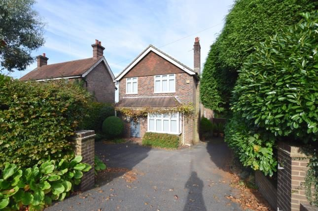 Thumbnail Detached house for sale in High Street, Heathfield, East Sussex