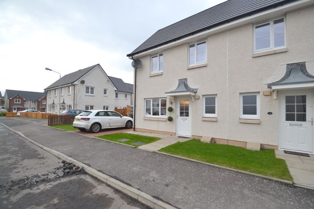 Thumbnail Semi-detached house to rent in Mcnaughton Court, Stirling