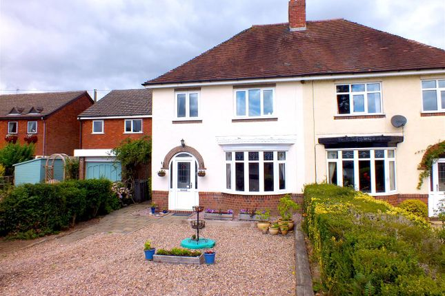 Thumbnail Semi-detached house for sale in Tenbury Road, Clows Top, Kidderminster