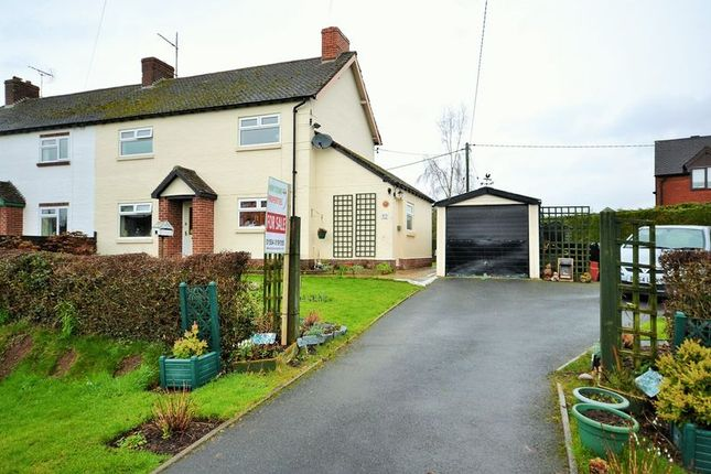 Thumbnail Semi-detached house for sale in The Glebelands, Dilwyn, Hereford