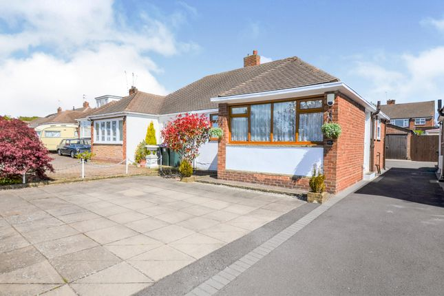 2 bed semi-detached bungalow for sale in Broomhill Close, Great Barr B43