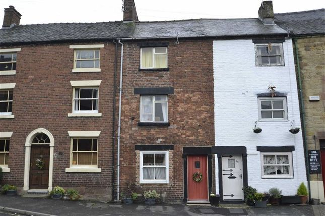 Thumbnail Terraced house to rent in St John Street, Wirksworth, Derbyshire