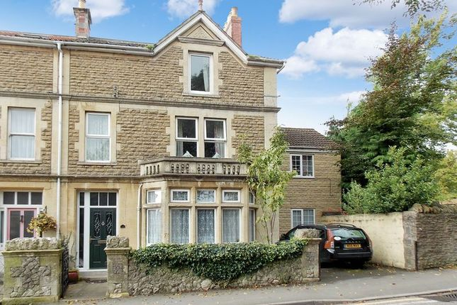 4 bed end terrace house for sale in Mount Pleasant, Bath Road, Beckington, Frome