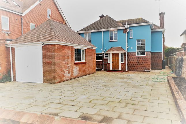 Thumbnail Detached house to rent in Worthing Seafront, West Sussex
