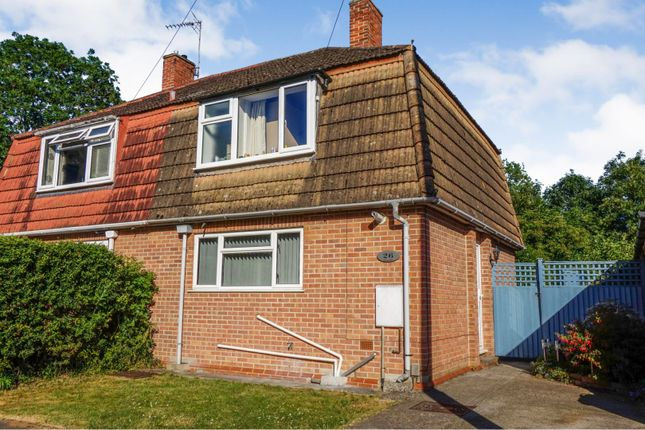Thumbnail Semi-detached house for sale in Lyford Way, Abingdon