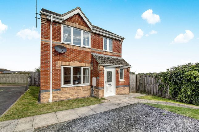 Thumbnail Detached house for sale in Carrside Mews, Blyth