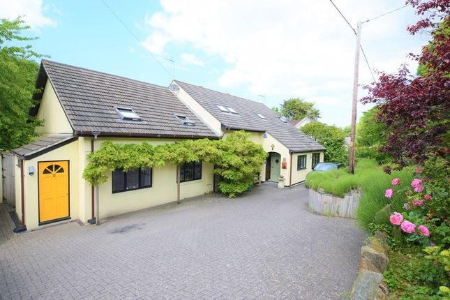 Thumbnail Bungalow for sale in Perrancoombe, Perranporth, Cornwall