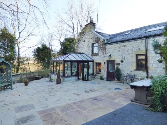 Thumbnail Equestrian property for sale in Fern Road, London Road, Buxton