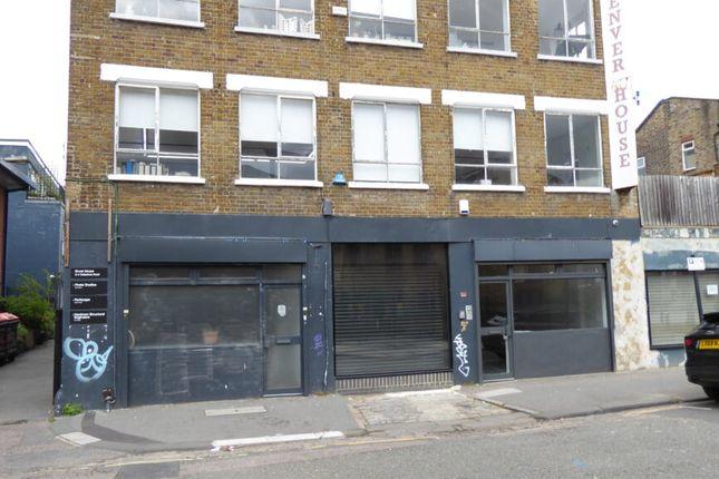 Thumbnail Retail premises to let in Ground Floor, 2-4 Tottenham Road, Dalston, London