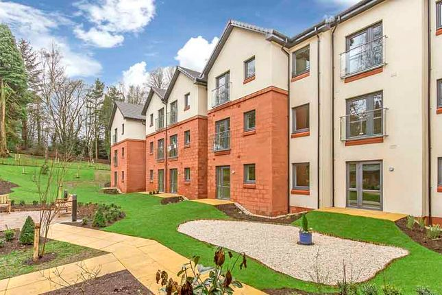 Thumbnail Flat for sale in Coupar Angus Road, Blairgowrie