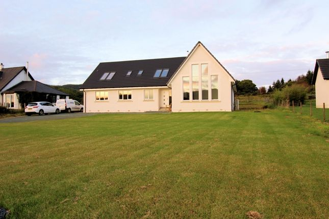 Thumbnail Detached bungalow for sale in Cam Loch House Achnabreck, Lochgilphead