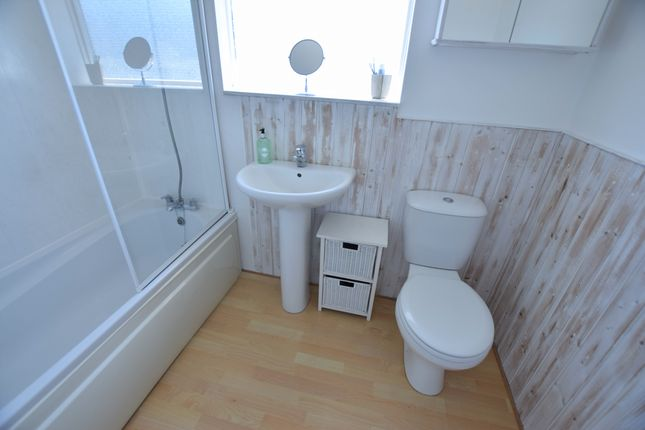 Bathroom of Camber Way, Pevensey Bay BN24