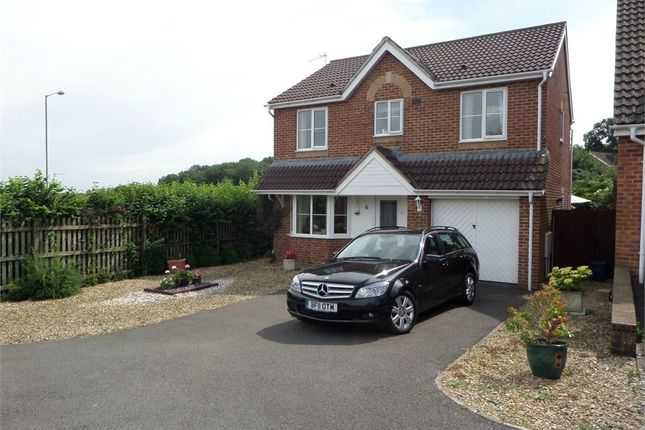 Thumbnail Detached house for sale in Wallwern Wood, Chepstow, Monmouthshire