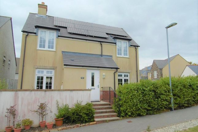 Thumbnail 3 bed detached house for sale in Limmicks Road, St. Martin, Looe