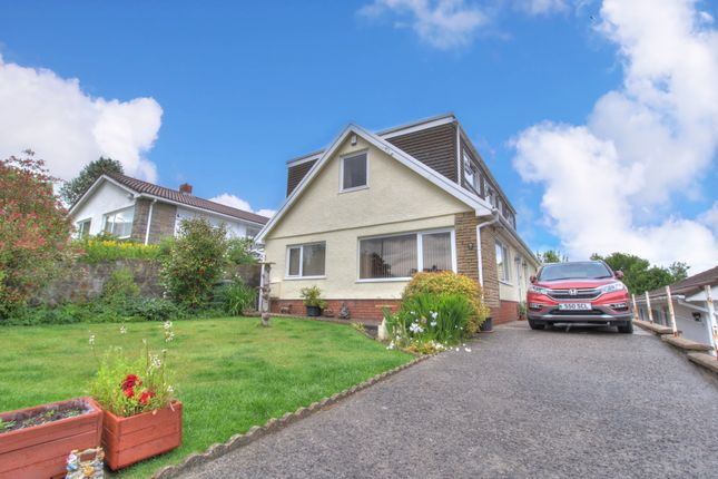 Thumbnail Detached house for sale in Devonshire Drive, Hirwaun, Aberdare