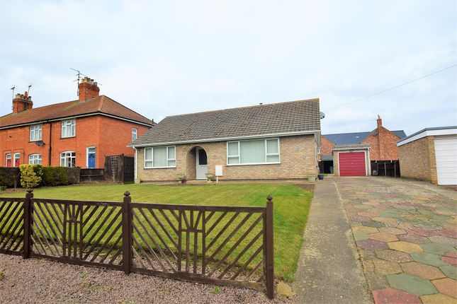 Thumbnail Detached bungalow to rent in High Street, Thurlby, Bourne