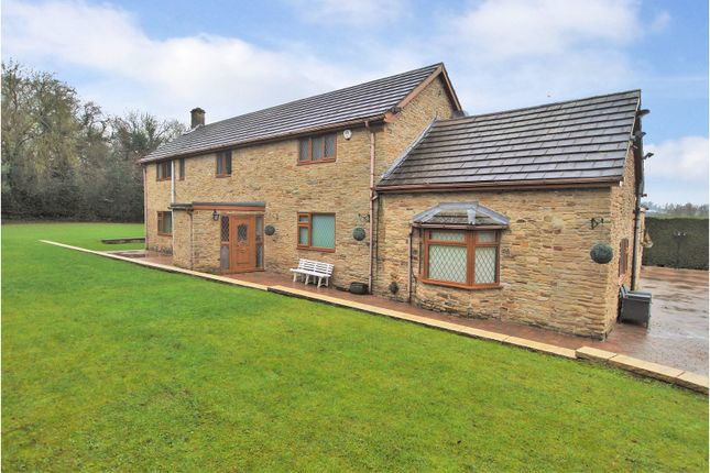 Thumbnail Detached house for sale in Woodnook Lane, Old Brampton, Chesterfield
