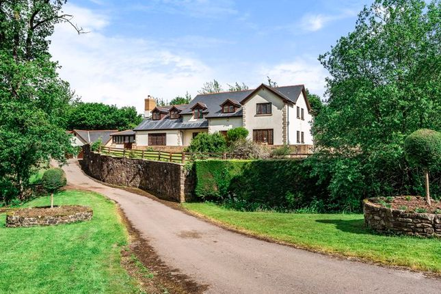 Thumbnail Country house for sale in Earlswood, Chepstow