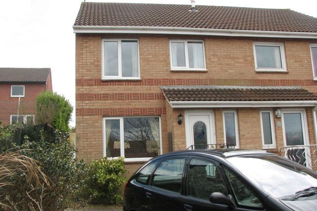 Thumbnail Property to rent in Slade Close, Plymstock, Plymouth