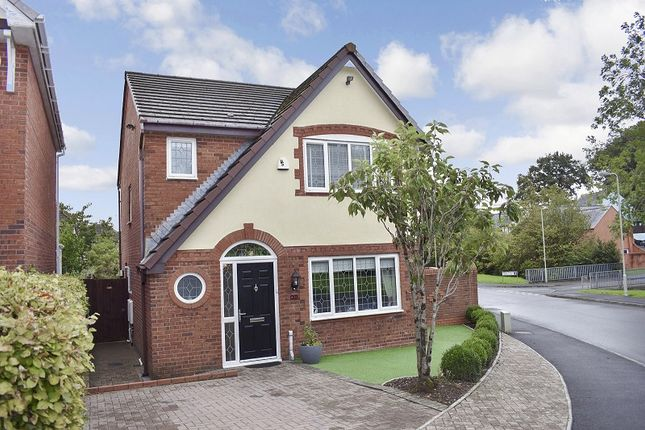 Thumbnail Detached house for sale in Pant Hendre, Pencoed, Bridgend.