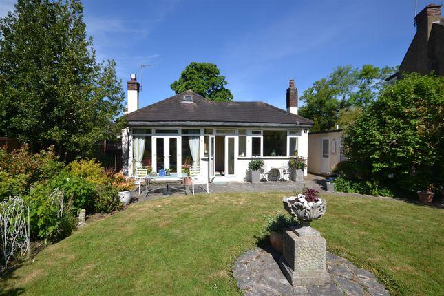 Garden Alt of Chestnut Avenue, Ewell, Epsom KT19