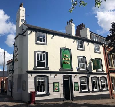 Thumbnail Pub/bar for sale in Kings Head, 6 Market Place, Ilkeston, Derbyshire