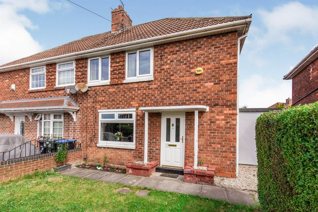 2 bed semi-detached house for sale in Bradhope Road, Middlesbrough TS3