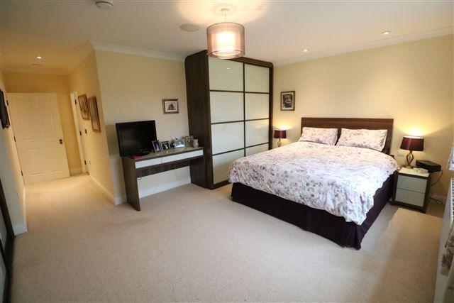 Master Bedroom of 14 Scotby Village, Scotby, Carlisle, Cumbria CA4