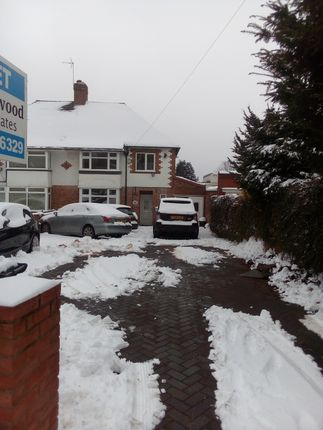 Thumbnail Detached house to rent in Church Road, Birmingham