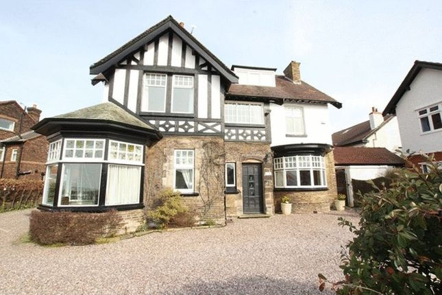 Thumbnail Detached house for sale in Claremount Road, Wallasey, Wirral