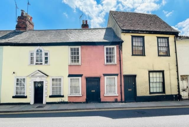 1 bed terraced house to rent in East Street, Colchester CO1