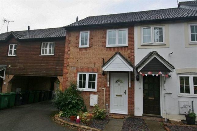 Thumbnail Terraced house to rent in Gander Drive, Basingstoke