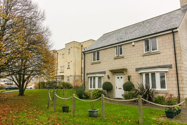Thumbnail Detached house to rent in Middlewood Close, Clarks Way, Bath, Banes