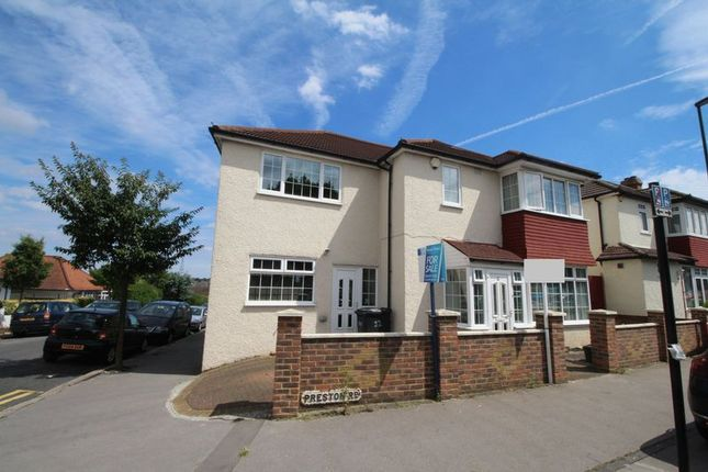 Thumbnail Detached house for sale in Preston Road, Upper Norwood, London