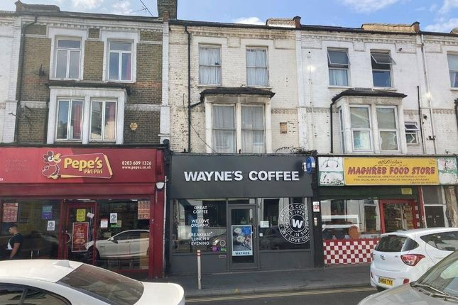 Thumbnail Retail premises to let in 224 Hoe Street, Walthamstow, London