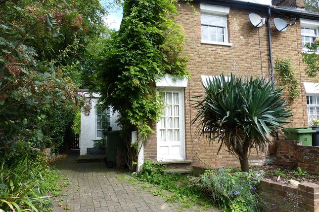 Thumbnail End terrace house for sale in Church Road, Leatherhead