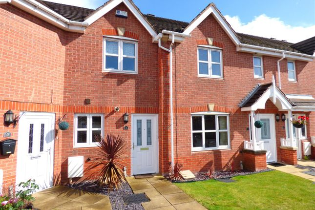 Thumbnail Town house for sale in Calvert Close, Langley Mill, Nottingham