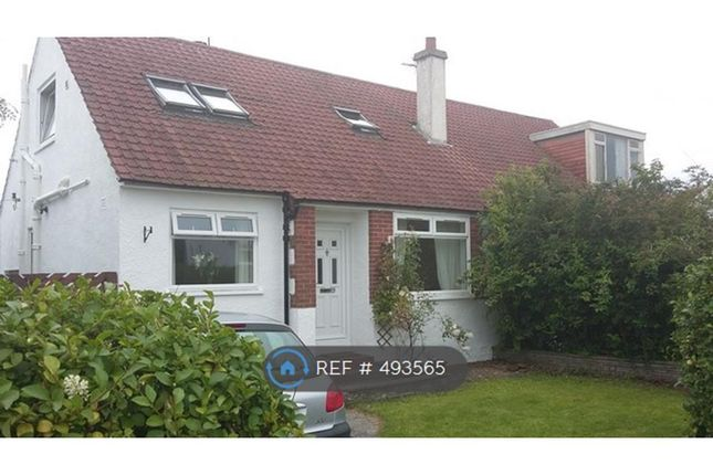 Thumbnail Semi-detached house to rent in Silverknowes Hill, Edinburgh