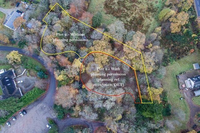 Thumbnail Land for sale in Arrochar