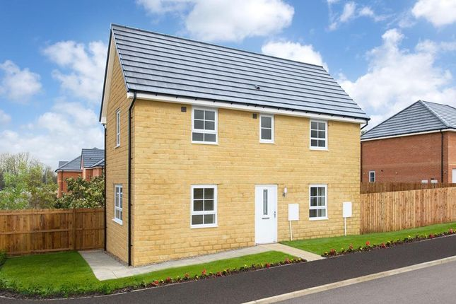 """3 bed detached house for sale in """"Moresby"""" at Coxhoe, Durham DH6"""