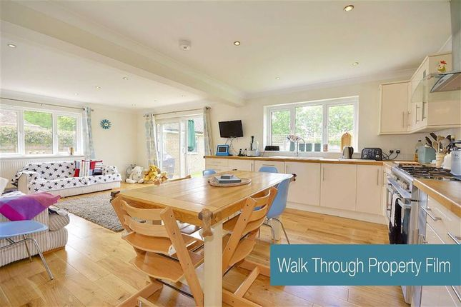 Thumbnail Detached house for sale in Summerfields Avenue, Hailsham