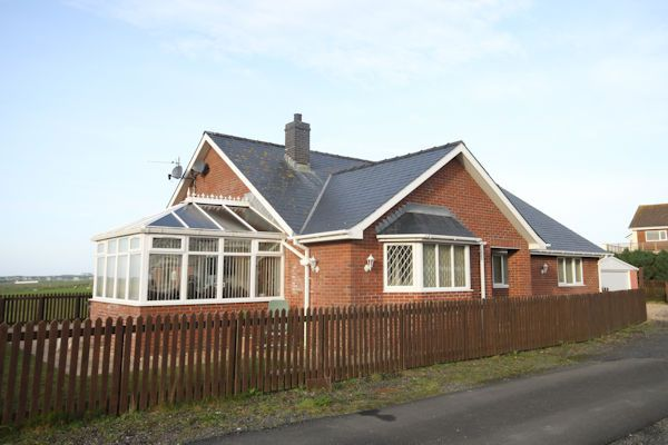 Thumbnail Detached bungalow for sale in Faenol Isaf, Tywyn