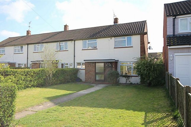Thumbnail End terrace house for sale in Primley Lane, Sheering, Bishop's Stortford, Herts
