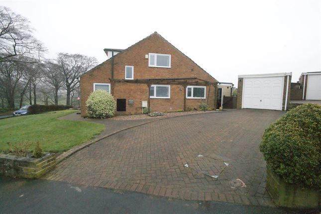 Thumbnail Bungalow for sale in Catherine Slack, Brighouse