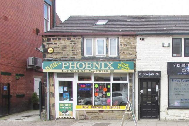Retail premises for sale in 1 Milrow Road, Oldham