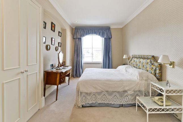Master Bedroom of Marloes Road, London W8