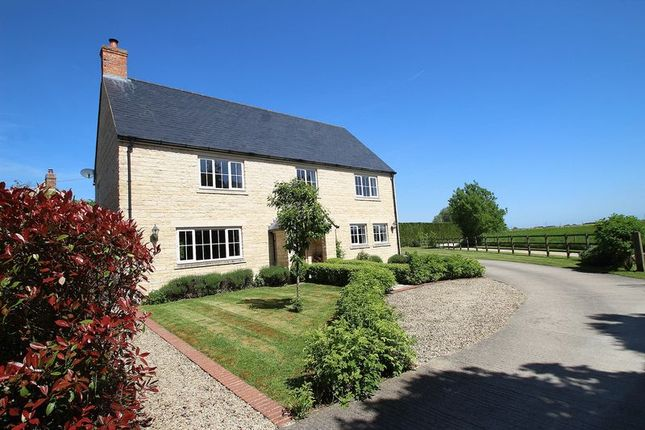 Thumbnail Detached house for sale in Eynsham Road, Sutton, Witney