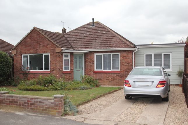 Thumbnail Detached bungalow for sale in Whitefriars Way, Colchester