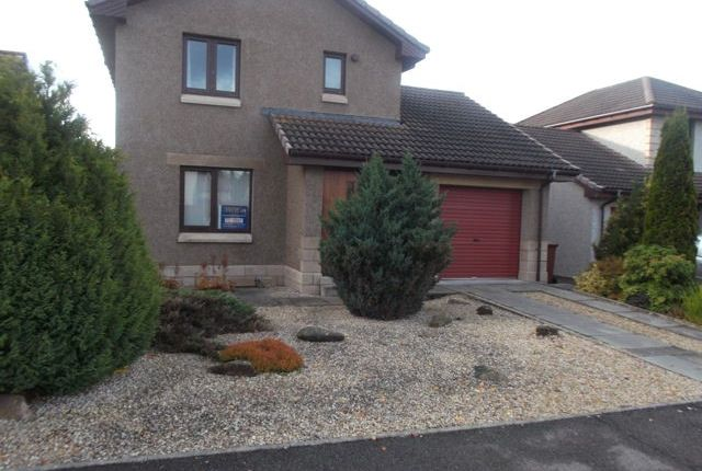 Thumbnail Detached house to rent in 17 Spey Road, Milne Croft, Fochabers
